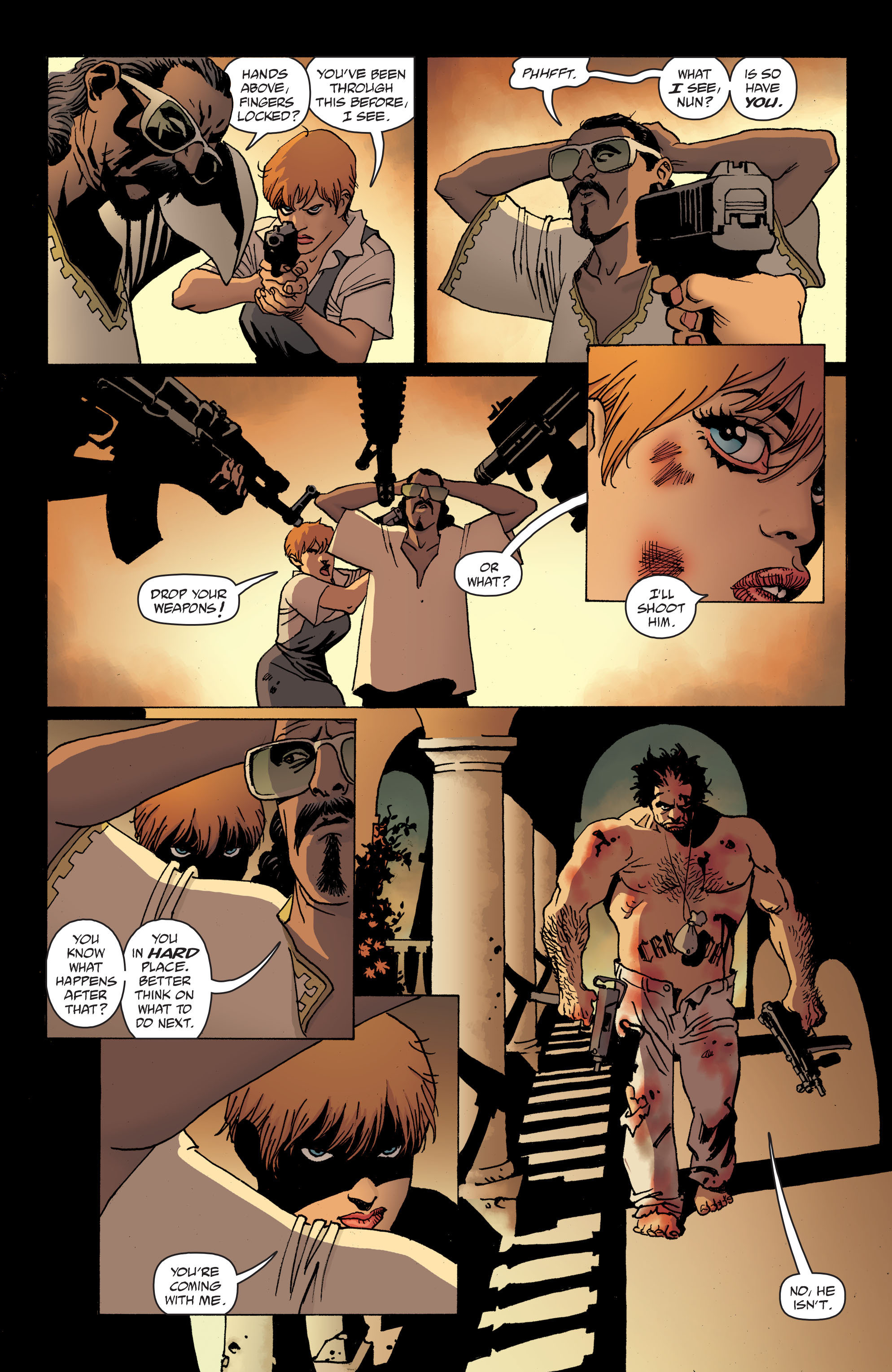 100 Bullets: Brother Lono Full Page 180