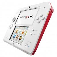Nintendo não tem planos de lançar 2DS no Japão Nintendo-2DS-White-+-Red-590x590