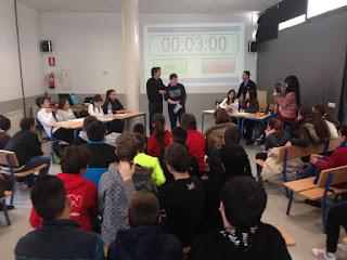 Aprender de otros centros: proyecto oratoria y debate