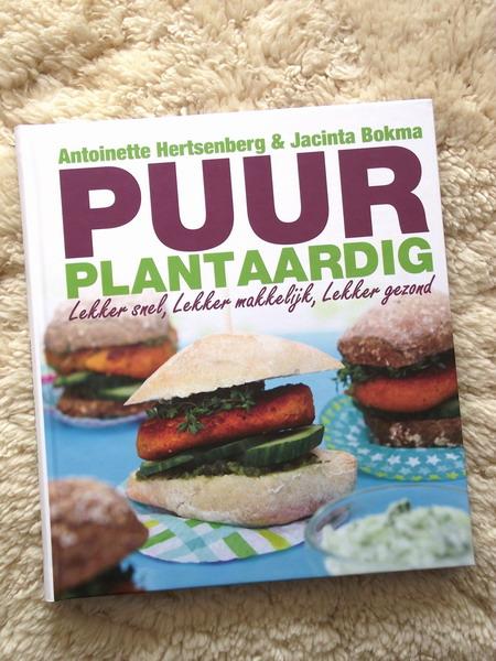 Hoepzika ik kocht weer eens een kookboek for Kookboek veganistisch