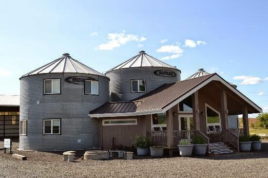 http://www.goodshomedesign.com/three-old-grain-silos-converted-into-a-unique-farmhouse/