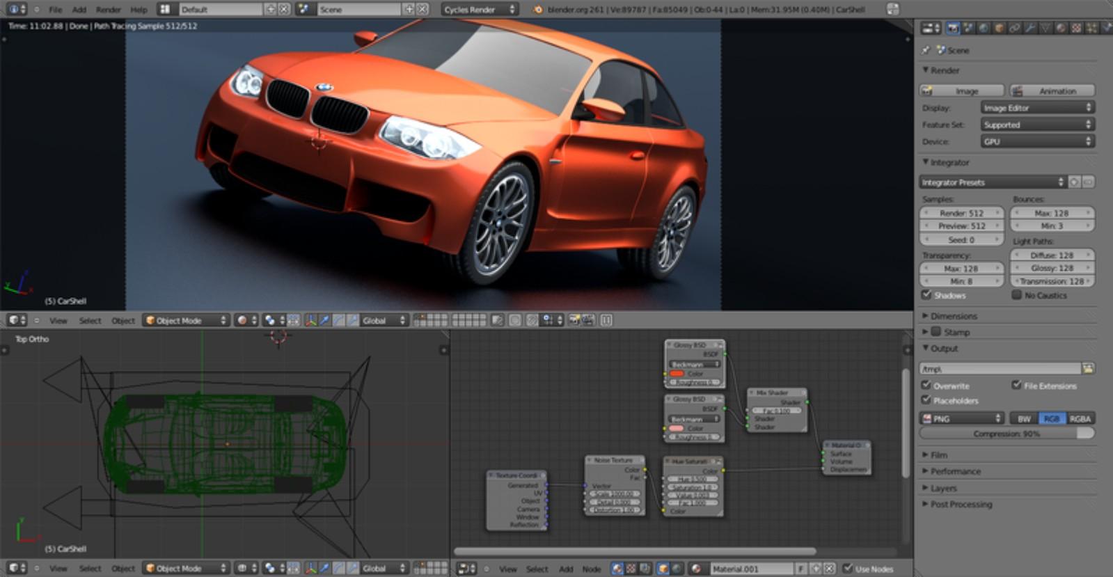 Download blender loez 39 s blog for Software di progettazione di mobili download gratuito 3d