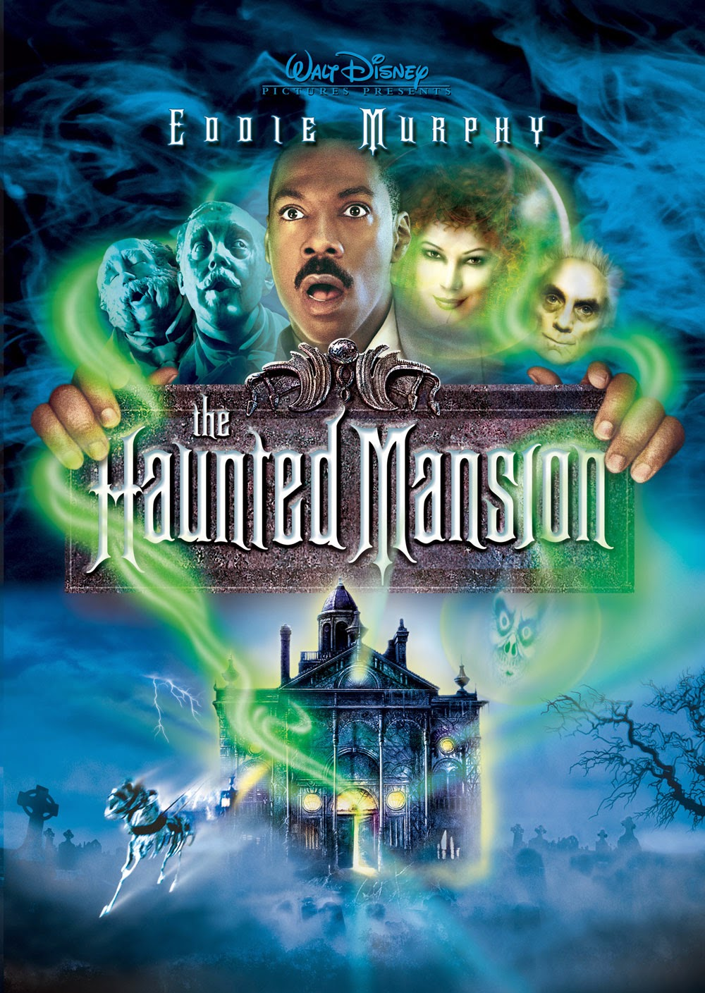 Watch the haunted mansion 2003 online for free full movie