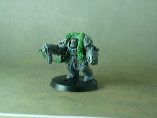 Space Wolf Terminator Cloak Conversion