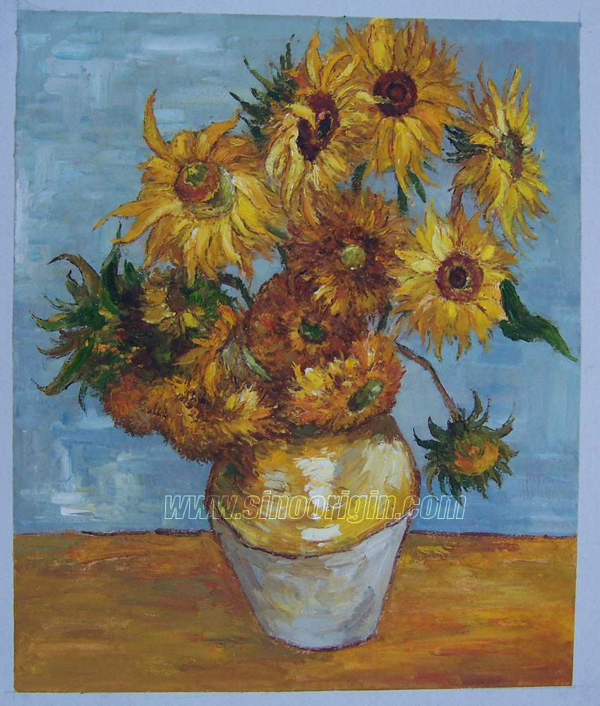 sunflowers by vincent essay Analysis of irises by vincent van gogh legendary painter vincent van gogh (1853 - 1890) was the unparalleled epitome of the tormented artistic genius who sacrificed his sanity for his craft.