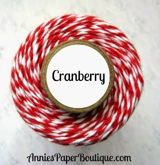 http://shop.anniespaperboutique.com/Cranberry-Trendy-Twine-Red-White-Bakers-Twine-TT-112.htm