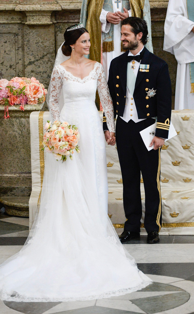 Phillip Rivers Van >> Princess Sofia of Sweden @ Sofia Hellqvist weds Prince Carl Philip in Sweden royal wedding ...