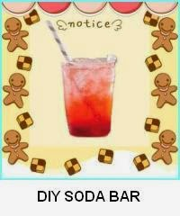 DIY Soda Bar