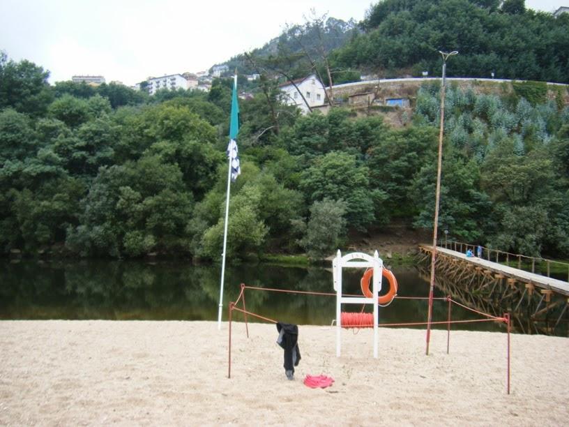 Zona Reservada ao Nadador Salvador