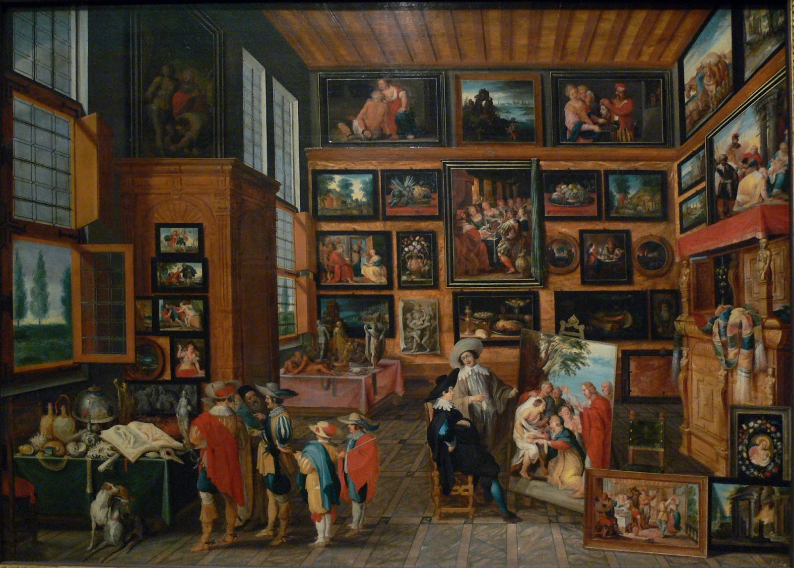 Spencer Alley Flemish Paintings 17th Century