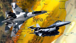 Οι Τούρκοι τα μαζεύουν για χερσαία επιχείρηση στη Συρία και ζητούν τη συνδρομή των ΗΠΑ απέναντι στα μαχητικά της Ρωσίας