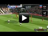 คลิปไฮไลท์ฟุตบอลพรีเมียร์ลีกอังกฤษ 29 ก.ย. 55 | ฟูแลม 1 - 2 แมนเชสเตอร์ ซิตี
