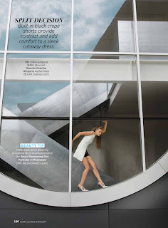 woman in bubble, washing machine, 60s graphic fashion, graphic architecture