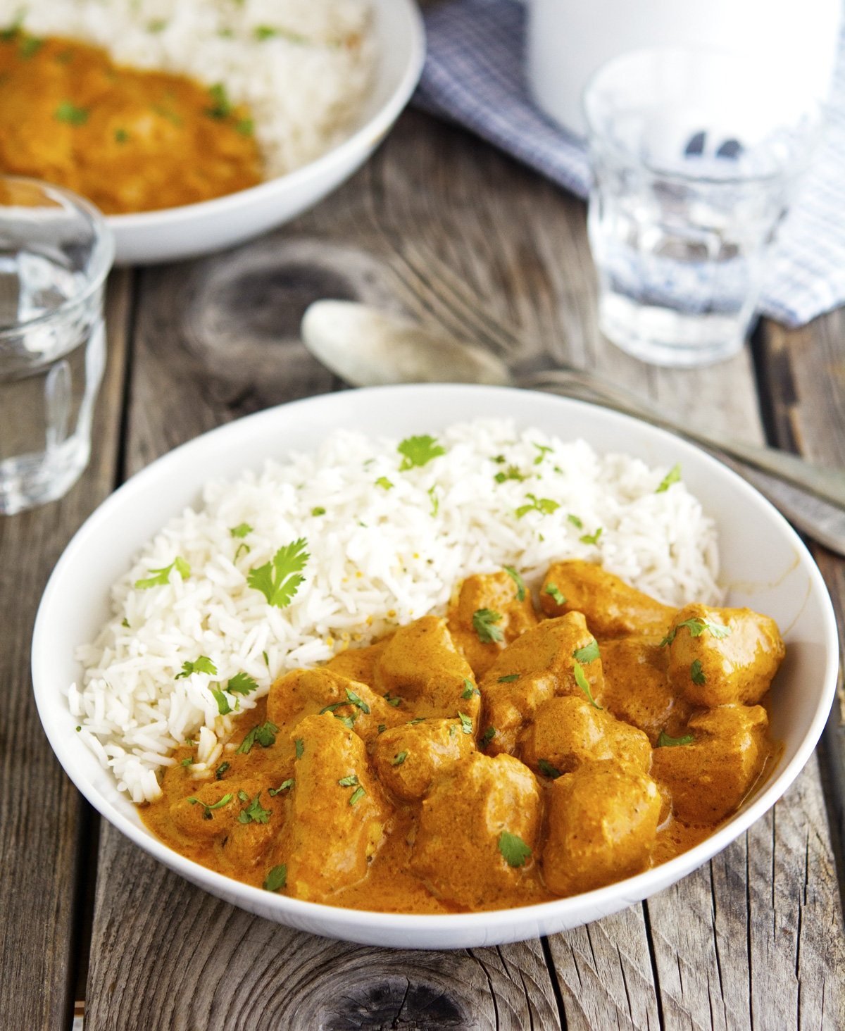 The iron you easy creamy crock pot butter chicken murgh makhani easy creamy crock pot butter chicken murgh makhani forumfinder Image collections