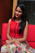 Lavanya at Red Fm Radio station-thumbnail-13