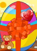 Красим яйца на Пасху - Онлайн игра для девочек