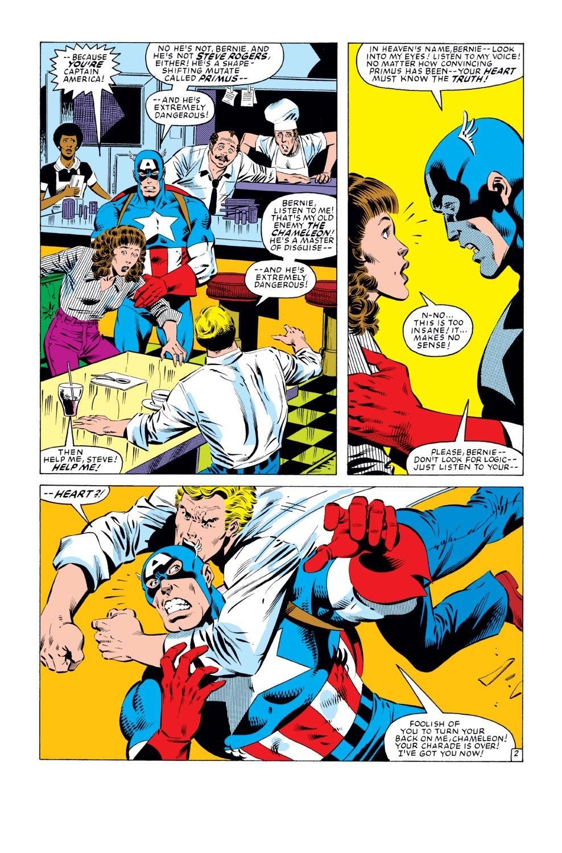 Captain America (1968) Issue #279 #195 - English 3