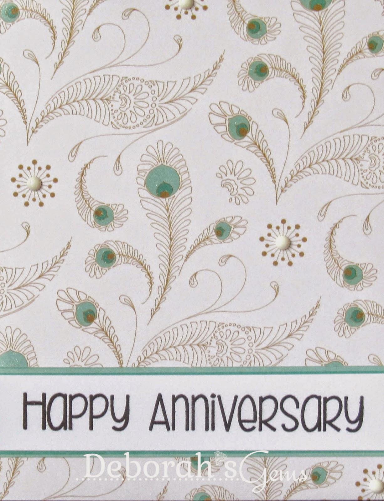Happy Anniversary - photo by Deborah Frings - Deborah's Gems