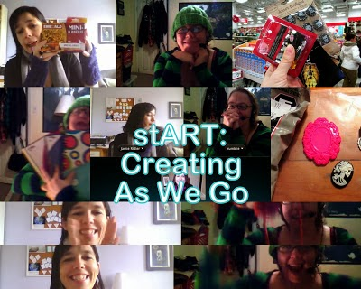 stART: Creating As we Go