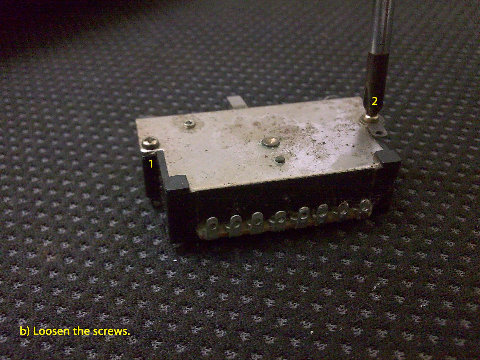 5 Way Switch Ym 50 Switches Explained Alloutputcom Membaiki Alatan Muzik Cleaning A Yamaha Ym50