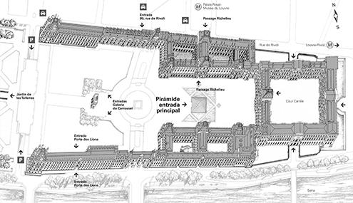Obras destacadas en: El Museo del Louvre   José Miguel Hernández ...