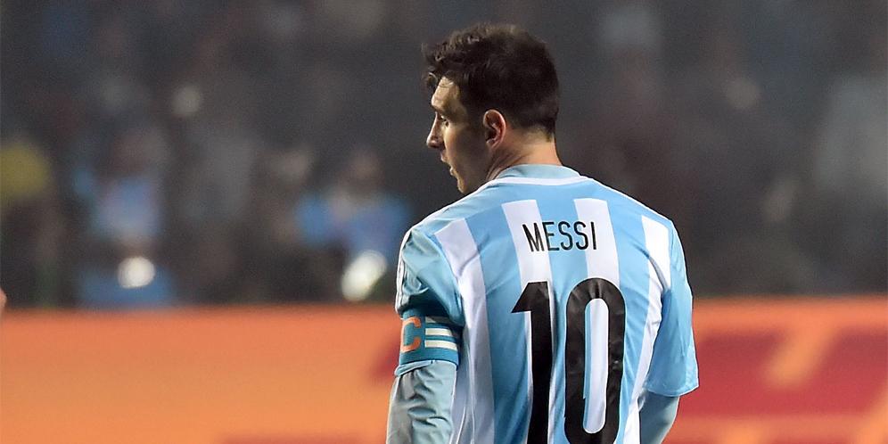 Timnas Argentina Tak Butuh Messi Lagi