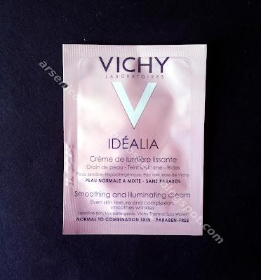 Vichy Idéalia Pelle normale e mista campione gratuito