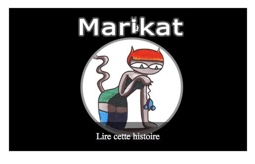 Marikat - bd de cocoflower