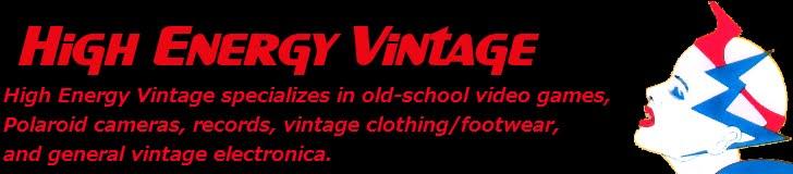 High Energy Vintage