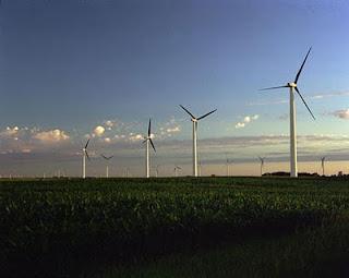 energia eolica fotos