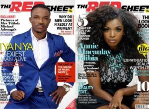 Iyanya Mrs Tuface -Anne Macaulay Idibia Redsheet Magazine