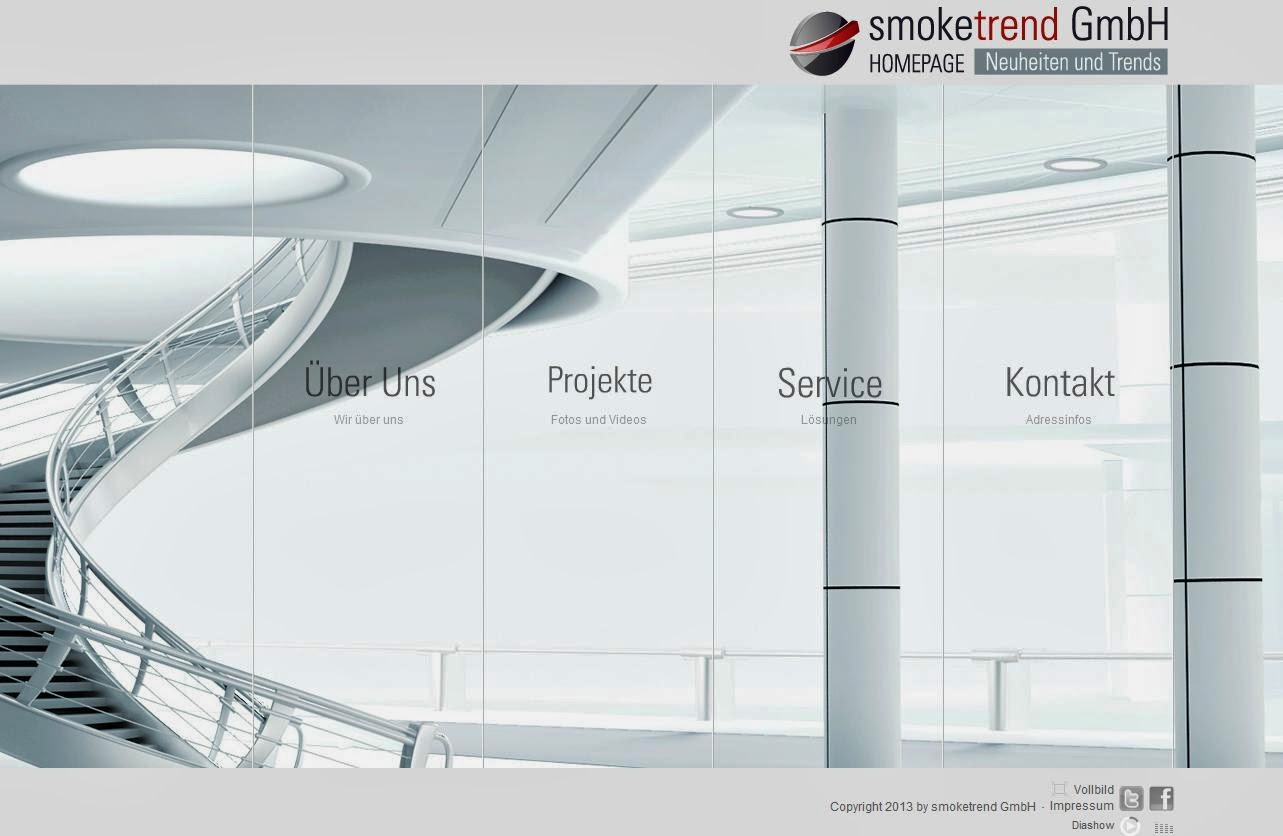 smoketrend flash Homepage