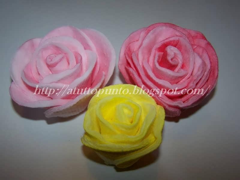 A tutto punto come colorare i dischetti struccanti tutorial for Colorare le rose