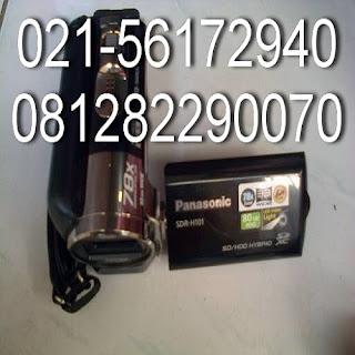 Tempat jasa Sewa Handycam Sony | Rental Handycam | Penyewaan Camcorder Panasonic