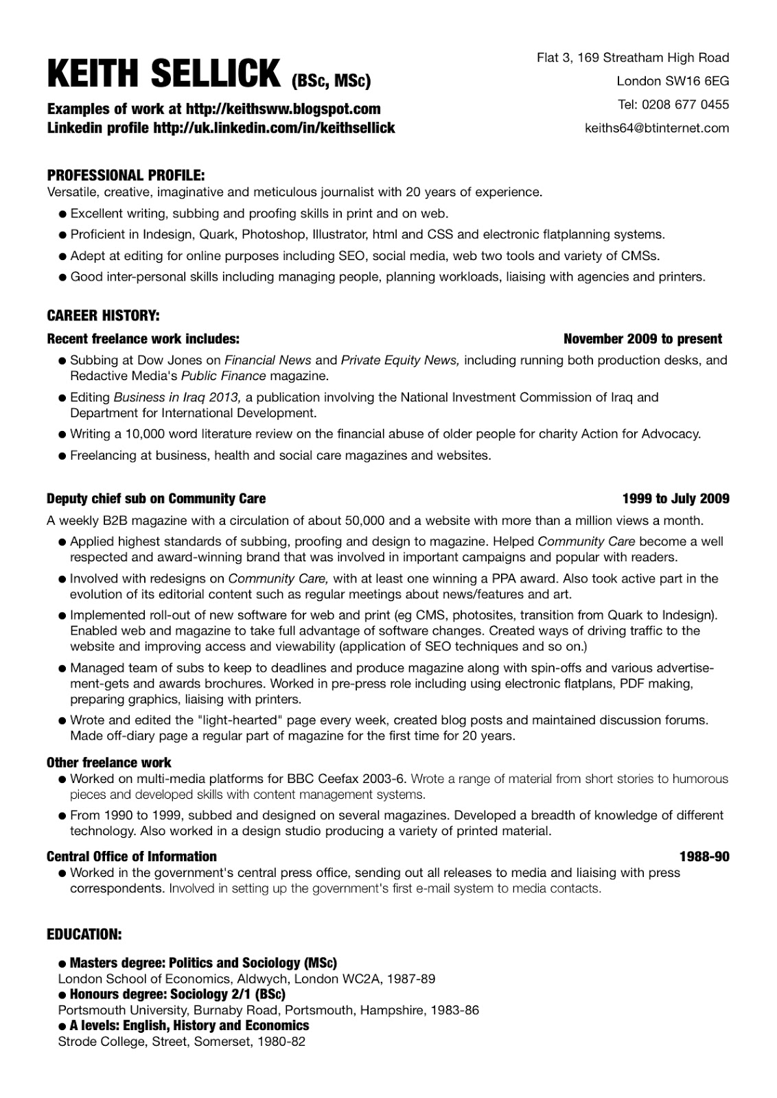 Me Resume Vizualizeme Review Your As An Infographic Build