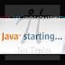 Cara Membuat Splash Screen Aplikasi Java Dengan NetBeans