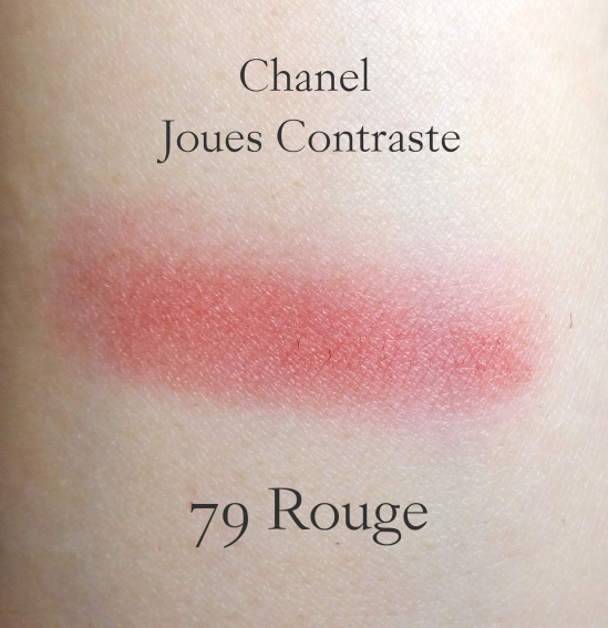 Chanel Rouge Joues Contraste swatch