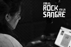 """Programa """"Con el Rock en la Sangre"""""""
