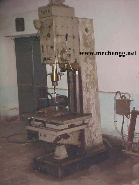 Column drilling machine image