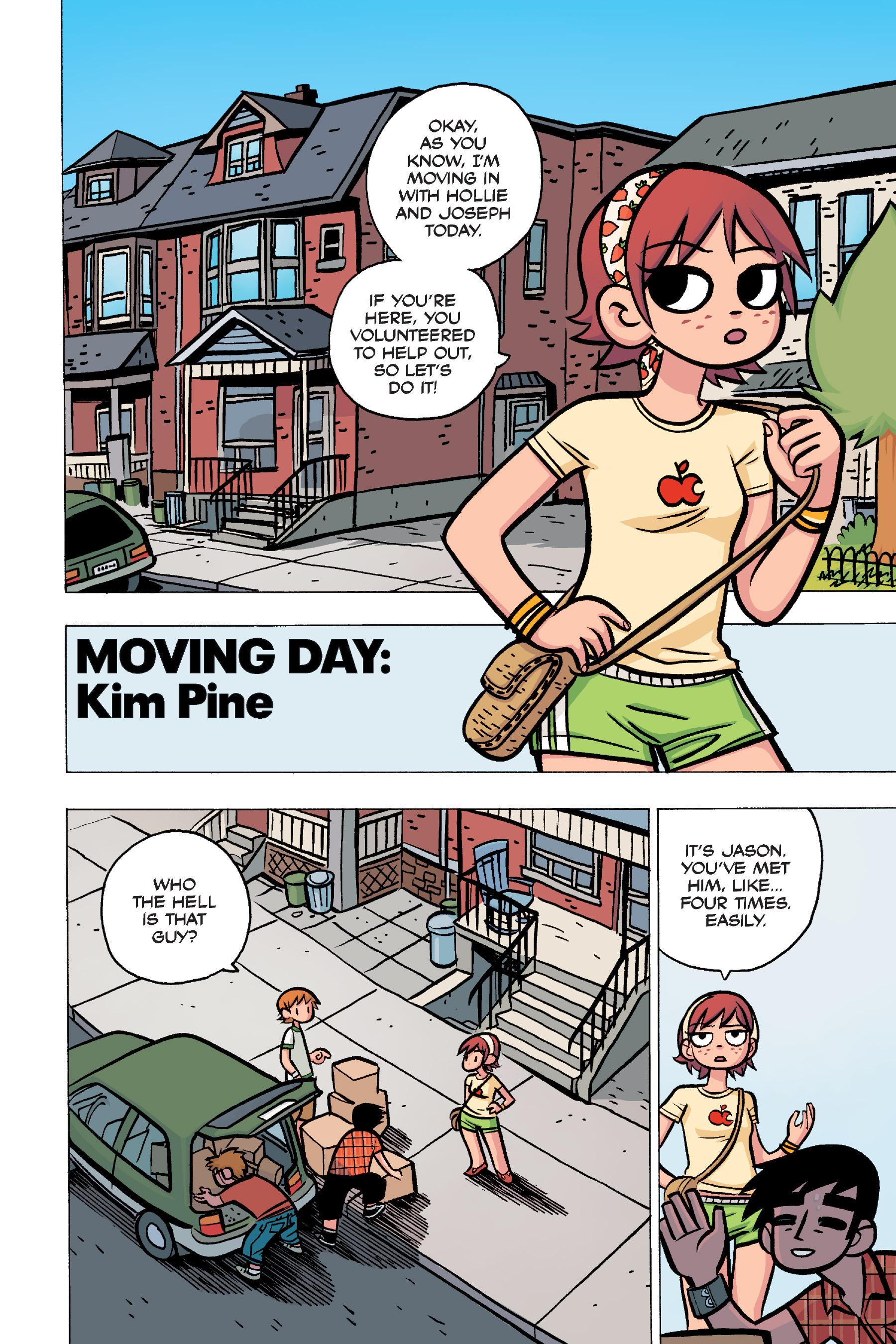 Read online Scott Pilgrim comic -  Issue #4 - 24