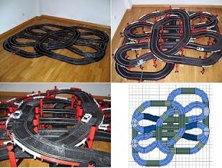 Circuito con simetria central
