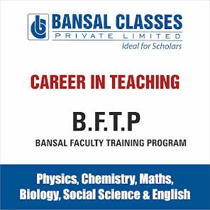 Career in Teaching.