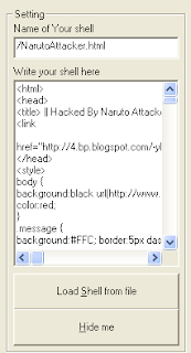 Cara Deface Web dengan Mudah 100% Berhasil