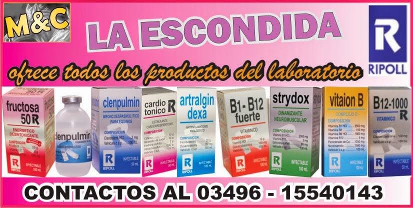 LA ESCONDIDA - 01/09/14
