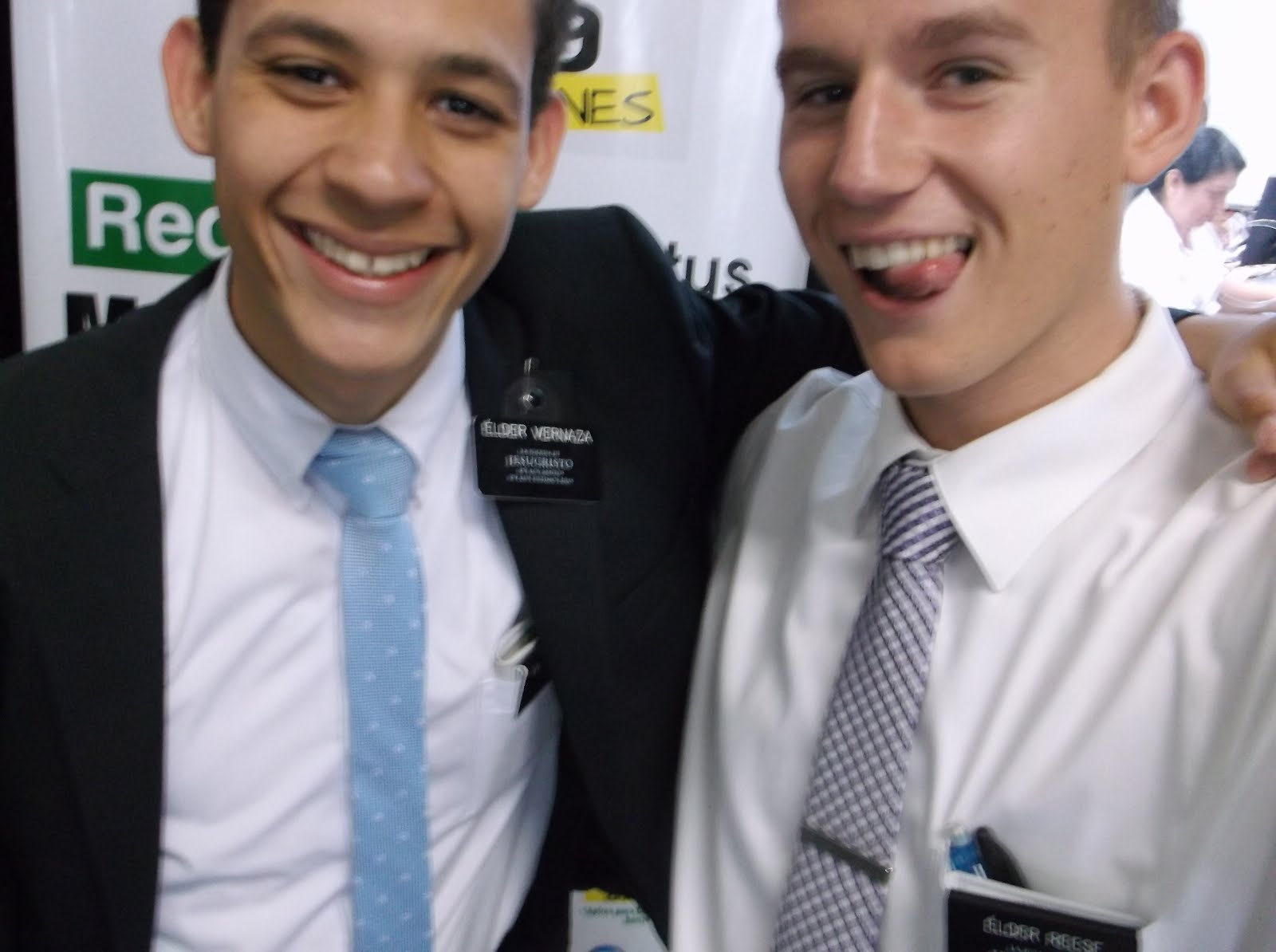 Elder Vernaza transferred