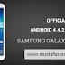 Samsung Galaxy Tab 3 - 8 inch  SM-T310 Android 4.4.2 KitKat Güncellemesi