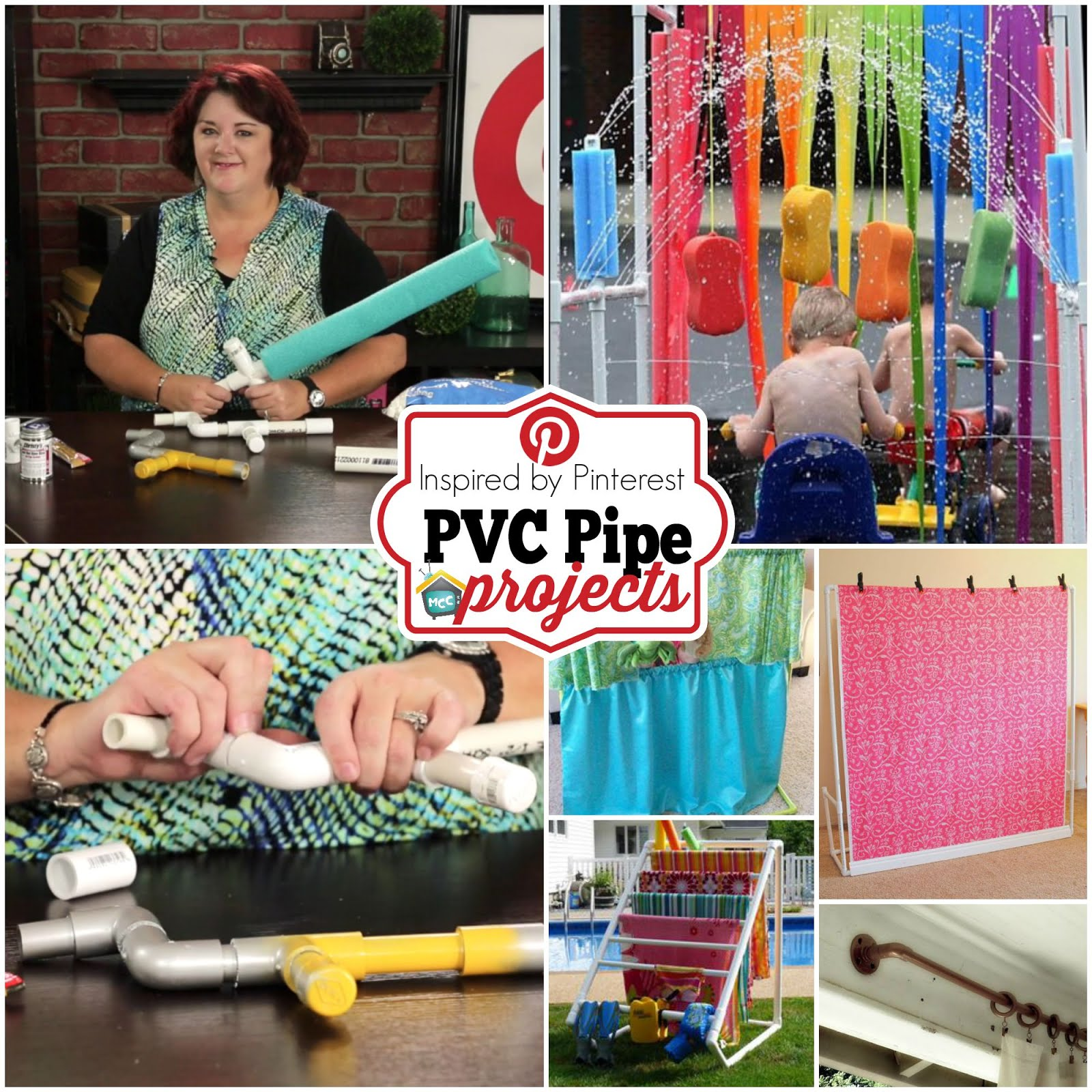 PVC Pipe Creations
