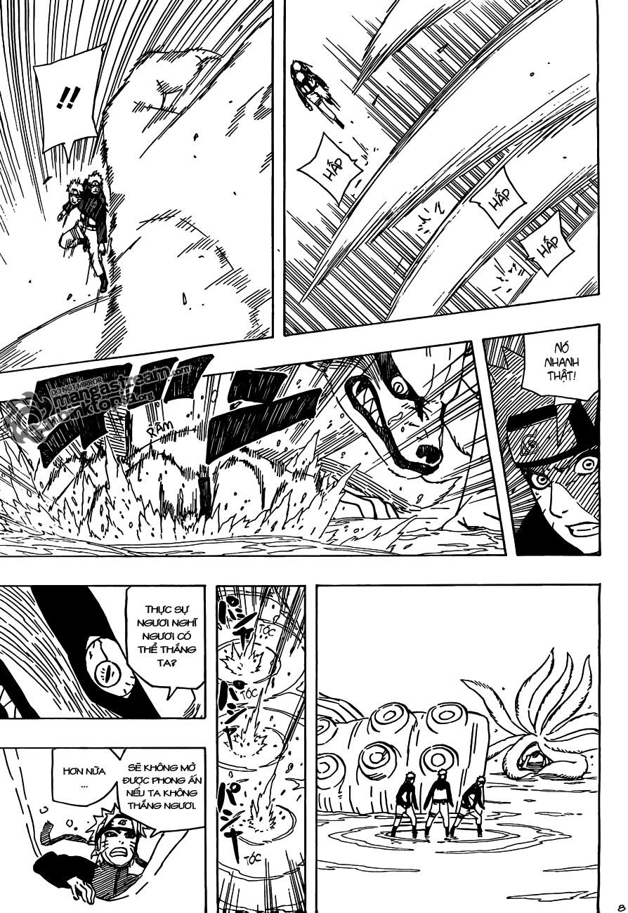 Naruto chap 497 Trang 7 - Mangak.info