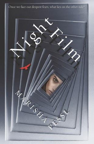 Night Film, Marisha Pessl cover