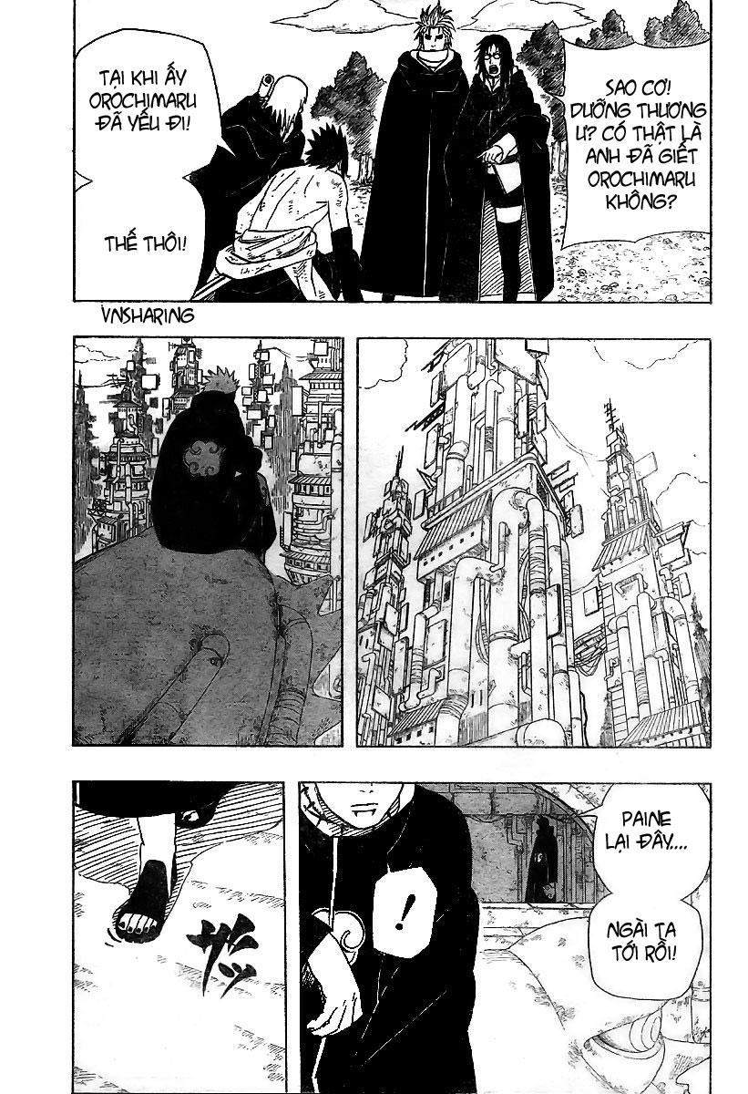 Naruto chap 363 Trang 16 - Mangak.info